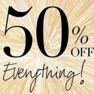 Other - ♦️♦️♦️50% OFF ENTIRE CLOSET♦️♦️♦️